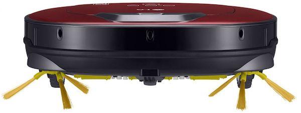 Обзор робота-пылесоса LG VRF6570LVM