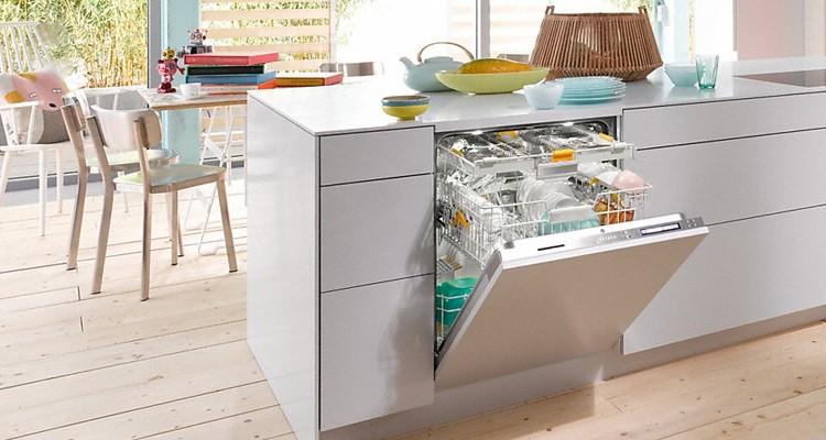 Оснащение посудомоечной машины