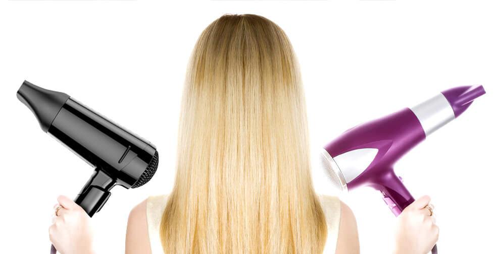 Бытовые фены для волос