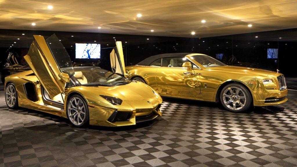 Самые дорогие автомобили в мире. Машины которые просто завораживают своей изысканностью.