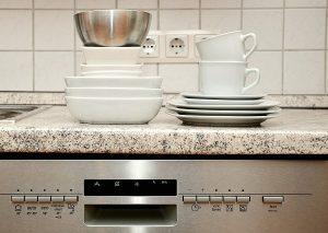Сколько воды потребляет посудомоечная машина?