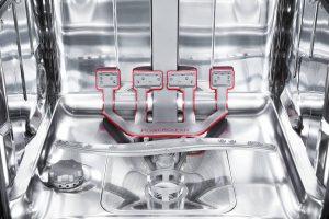 Тип и класс эффективности сушки посудомоечной машины