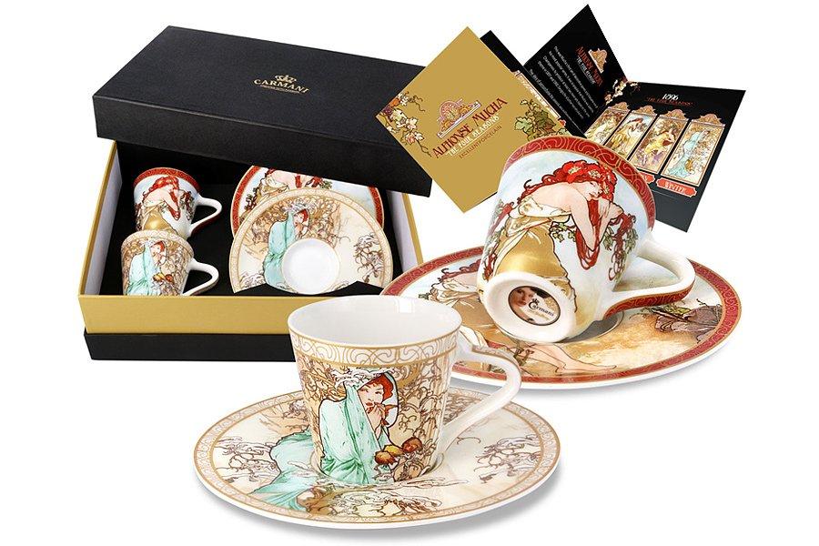 Чайная пара для подарка