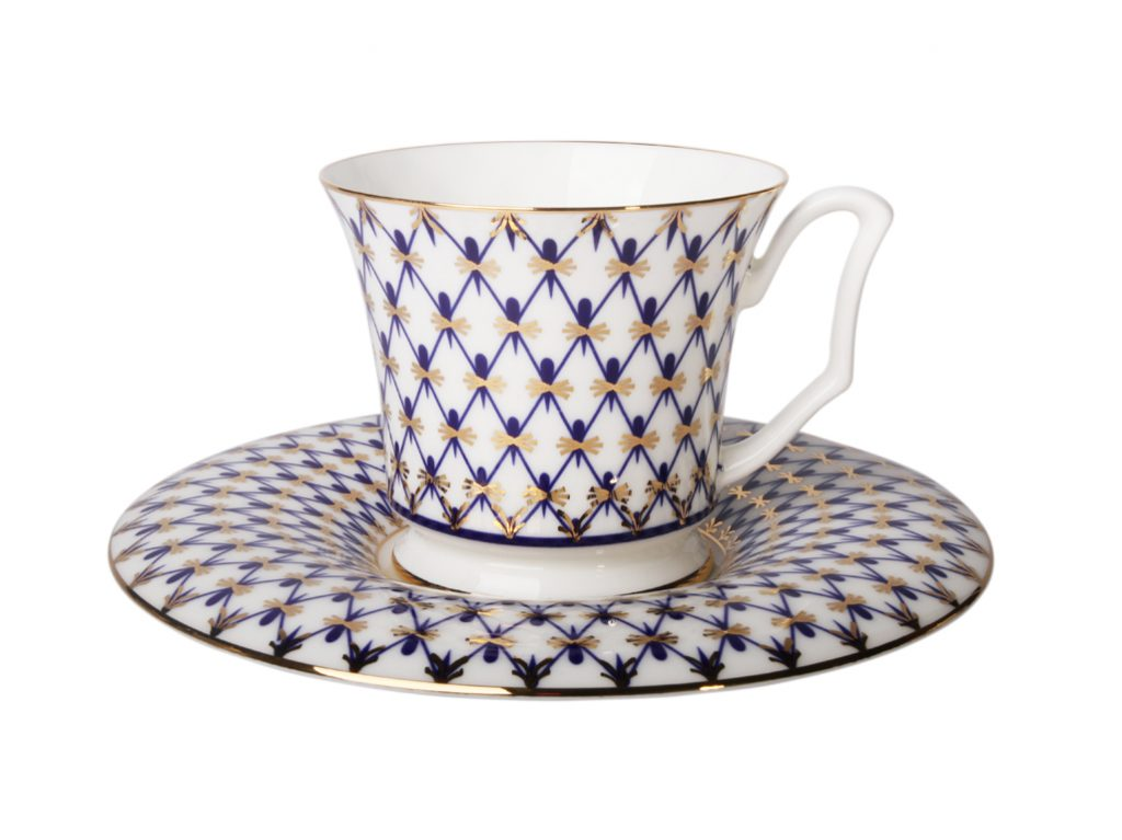 Чайная пара - отличный подарок!