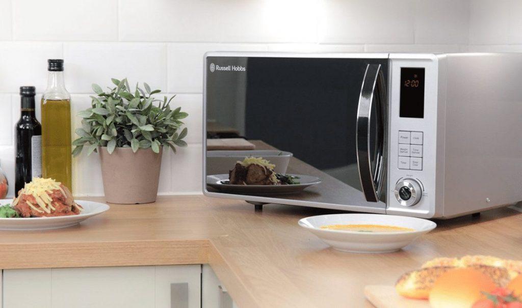 Микроволновая печь -  Вред или польза? 1