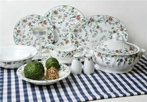 наборы кухонной посуды из фарфора