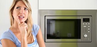 Микроволновая печь -  Вред или польза?