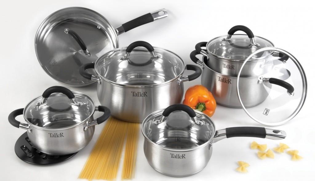 Лучшие наборы посуды из нержавеющей стали