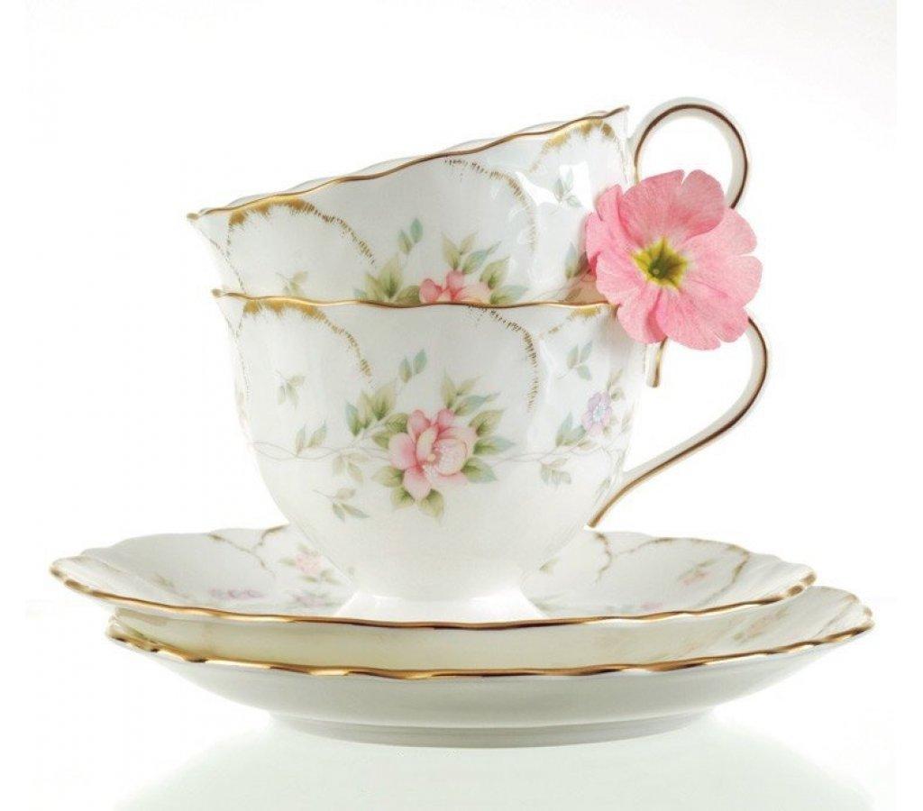 Чайная пара – отличный подарок!