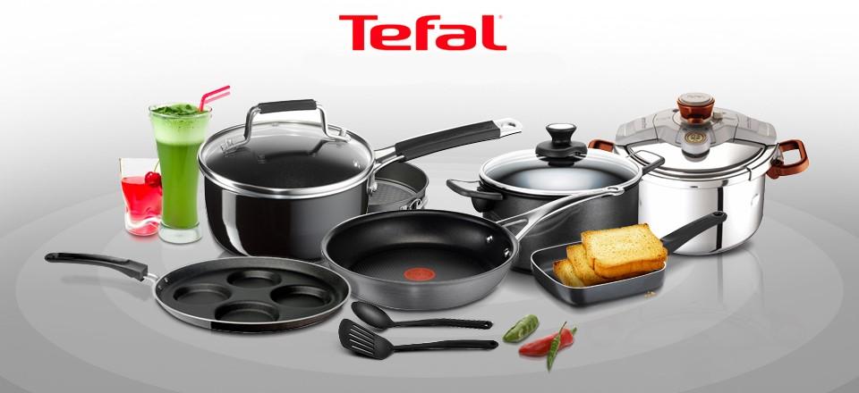 Обзор сковородок фирмы Tefal