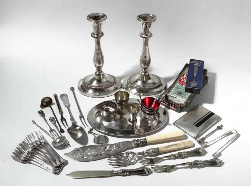 ТОП-5 Столовые приборы из серебра и их производители