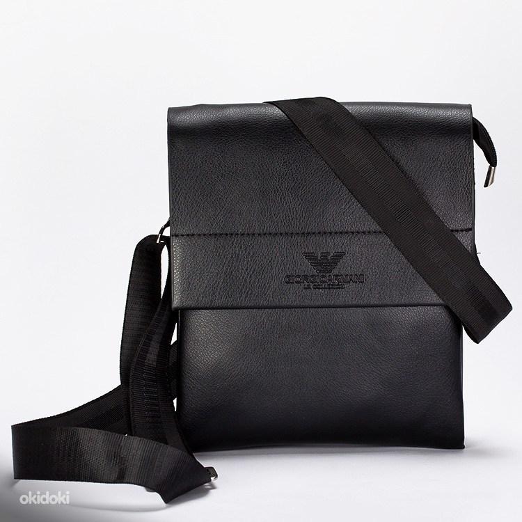 мужские кожаные сумки