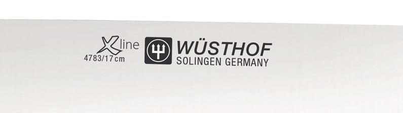 Ножи бренда Wuesthof