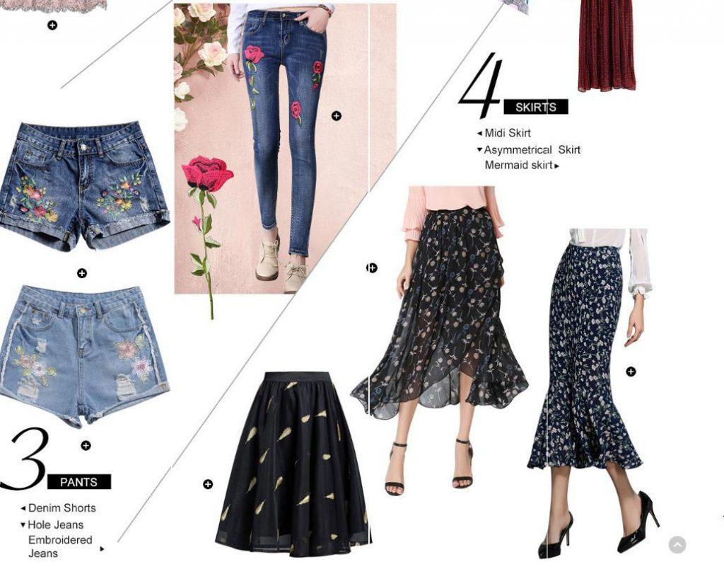 ТОП-9 магазинов женской одежды на Aliexpress