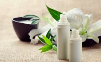 Натуральная косметика для ухода за кожей лица