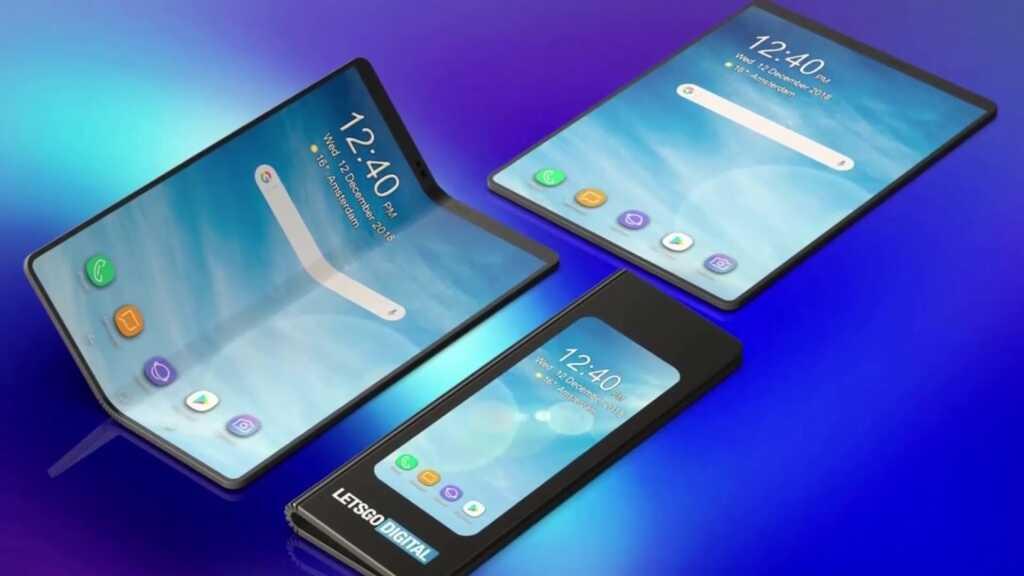 12 Лучших складных смартфонов