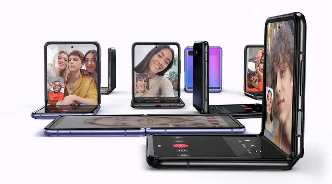 Лучшие складные смартфоны 2020