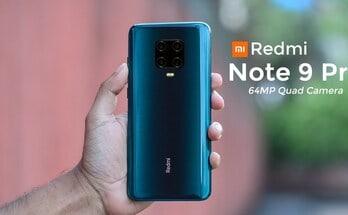 Xiaomi Redmi Note 9 Pro Обзор