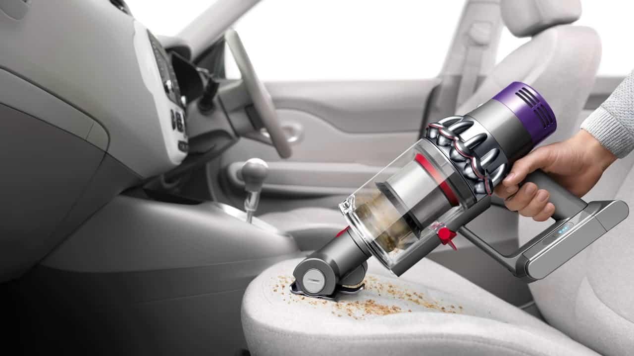 dyson пылесос для автомобиля